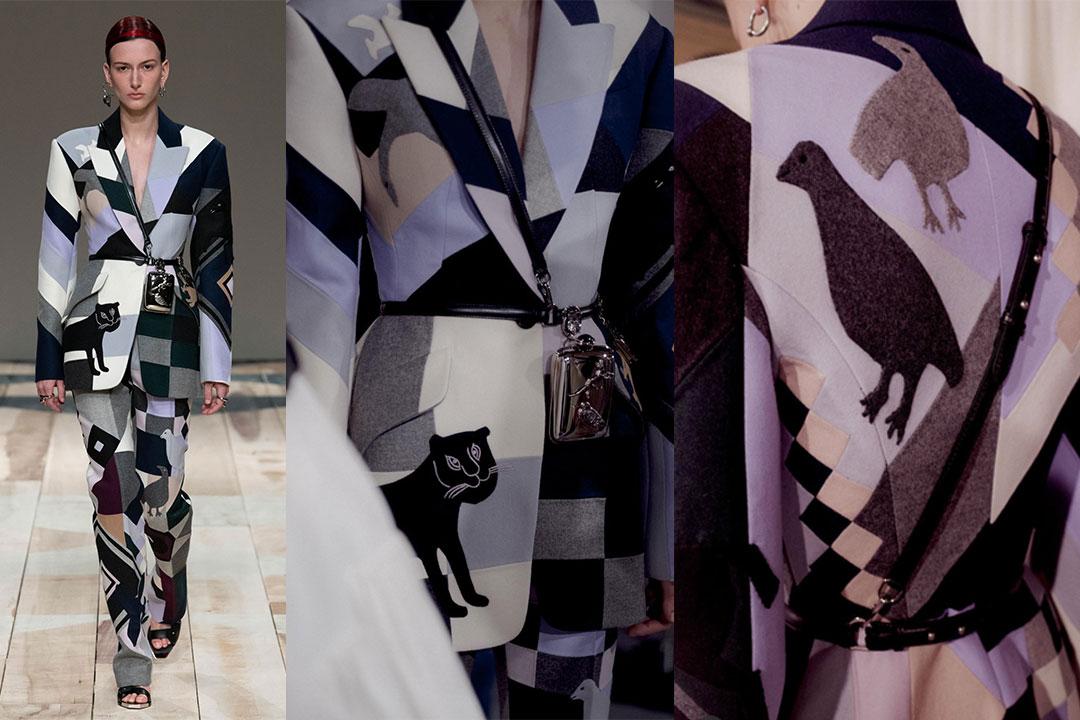 Alexander McQueen A/W collection